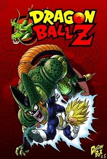 Dragon Ball Z (5ª Temporada) - Poster / Capa / Cartaz - Oficial 2