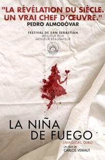 A Garota de Fogo - Poster / Capa / Cartaz - Oficial 6