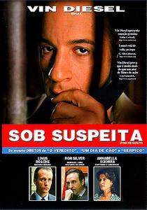Sob Suspeita - Poster / Capa / Cartaz - Oficial 3