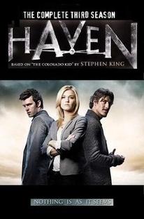 Haven (3ª Temporada) - Poster / Capa / Cartaz - Oficial 2