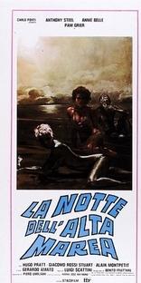 La Notte Dell'alta Marea  - Poster / Capa / Cartaz - Oficial 1