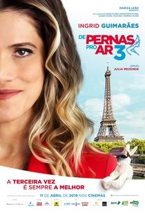 De Pernas pro Ar 3 - Poster / Capa / Cartaz - Oficial 1