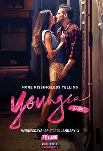 Younger (2ª Temporada) - Poster / Capa / Cartaz - Oficial 5