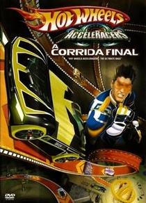 Hot Wheels – A Corrida Final - Poster / Capa / Cartaz - Oficial 1