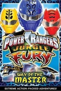 Power Rangers: Fúria da Selva - Poster / Capa / Cartaz - Oficial 1
