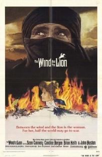 O Vento e o Leão - Poster / Capa / Cartaz - Oficial 5