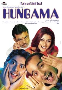Hungama - Poster / Capa / Cartaz - Oficial 1