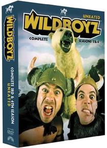 Wildboys - Poster / Capa / Cartaz - Oficial 1