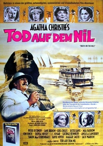 Morte sobre o Nilo - Poster / Capa / Cartaz - Oficial 10