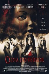 O Dia do Terror - Poster / Capa / Cartaz - Oficial 5