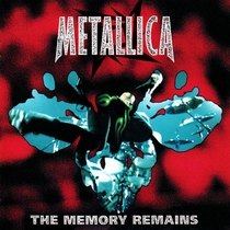 "Metallica - ""The Memory Remains"" - Poster / Capa / Cartaz - Oficial 1"