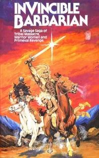 Invincible Barbarian - Poster / Capa / Cartaz - Oficial 1