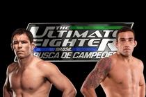 The Ultimate Fighter Brasil (2° temporada) - Poster / Capa / Cartaz - Oficial 1