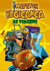 Inspetor Bugiganga - As viagens - Poster / Capa / Cartaz - Oficial 1