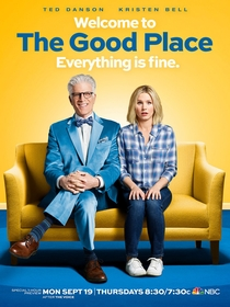 The Good Place (1ª Temporada) - Poster / Capa / Cartaz - Oficial 2