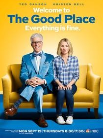 The Good Place (1ª Temporada) - Poster / Capa / Cartaz - Oficial 2