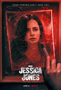 Jessica Jones (3ª Temporada) - Poster / Capa / Cartaz - Oficial 1