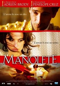 Manolete - Poster / Capa / Cartaz - Oficial 2