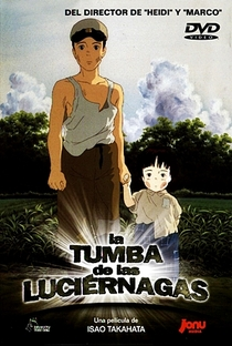 Túmulo dos Vagalumes - Poster / Capa / Cartaz - Oficial 35