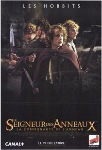 O Senhor dos Anéis: A Sociedade do Anel - Poster / Capa / Cartaz - Oficial 25