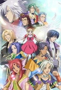 Koisuru Tenshi Angelique: Kagayaki no Ashita  - Poster / Capa / Cartaz - Oficial 1