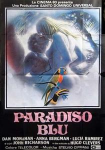 Paradiso Blu - Poster / Capa / Cartaz - Oficial 1