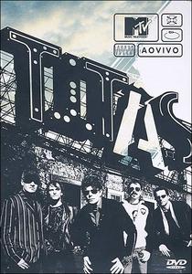 Titãs - MTV ao vivo - Poster / Capa / Cartaz - Oficial 1
