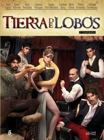 Terra de Lobos (2ª Temporada) - Poster / Capa / Cartaz - Oficial 1