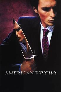 Psicopata Americano - Poster / Capa / Cartaz - Oficial 1