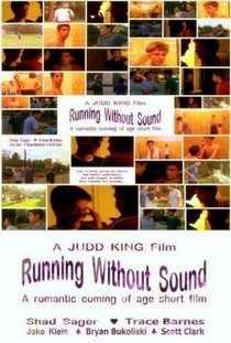 Running Without Sound - Poster / Capa / Cartaz - Oficial 1
