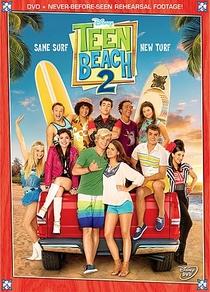 Teen Beach 2 - Poster / Capa / Cartaz - Oficial 3
