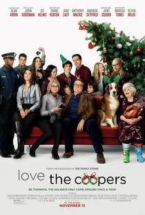 O Natal dos Coopers - Poster / Capa / Cartaz - Oficial 1