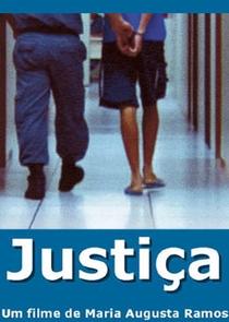 Justiça - Poster / Capa / Cartaz - Oficial 2