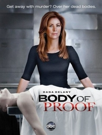 Body of Proof (1ª Temporada) - Poster / Capa / Cartaz - Oficial 1