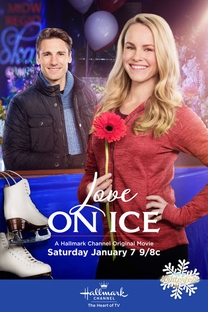 Love on Ice - Poster / Capa / Cartaz - Oficial 1
