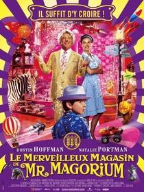 A Loja Mágica de Brinquedos - Poster / Capa / Cartaz - Oficial 5