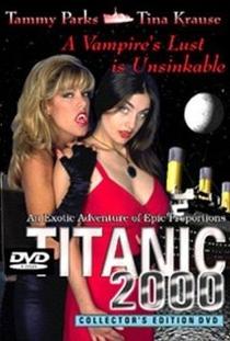 TITanic 2000: Vampire of the Titanic - Poster / Capa / Cartaz - Oficial 1
