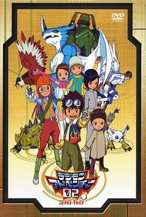 Digimon (2ª Temporada) - Poster / Capa / Cartaz - Oficial 8