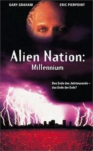 Missão Alien - O Novo Milênio - Poster / Capa / Cartaz - Oficial 1