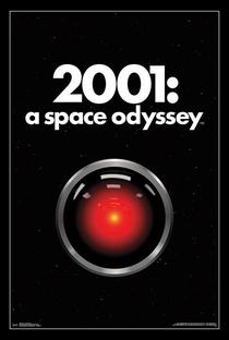2001: Uma Odisseia no Espaço - Poster / Capa / Cartaz - Oficial 37