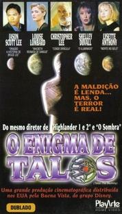 O Enigma de Talos - Poster / Capa / Cartaz - Oficial 3