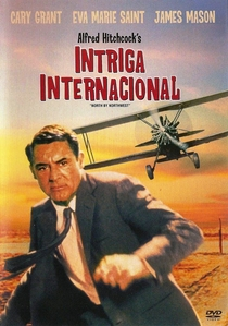 Intriga Internacional - Poster / Capa / Cartaz - Oficial 2