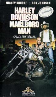 Harley Davidson e Marlboro Man - Caçada Sem Tréguas - Poster / Capa / Cartaz - Oficial 2