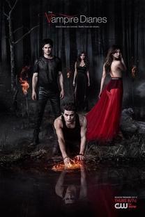 The Vampire Diaries (5ª Temporada) - Poster / Capa / Cartaz - Oficial 1
