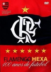 Flamengo Hexa - 100 Anos de Futebol - Poster / Capa / Cartaz - Oficial 1