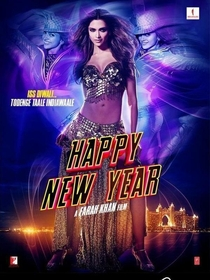 Happy New Year - Poster / Capa / Cartaz - Oficial 4