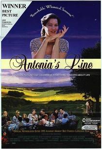 A Excêntrica Família de Antonia - Poster / Capa / Cartaz - Oficial 4