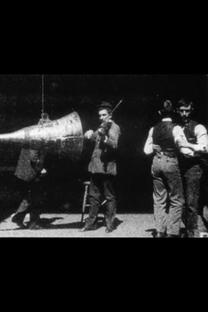 Dickson Experimental Sound Film - Poster / Capa / Cartaz - Oficial 1
