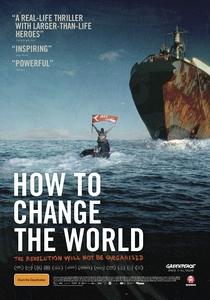 Como Mudar o Mundo - Poster / Capa / Cartaz - Oficial 2
