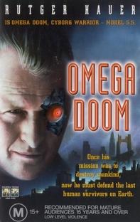 Omega Doom: A Maldição - Poster / Capa / Cartaz - Oficial 2